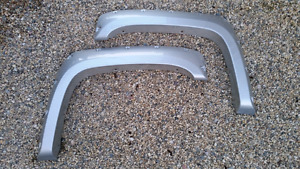 2008 chevy fender flares  (Front only)