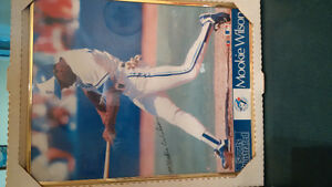 Toronto Bule Jays Mookie Wilson Picture Display