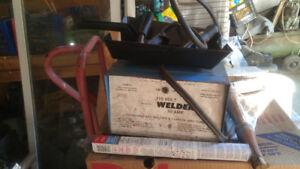 welder 50 amps