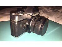 Film Camera and Lenses