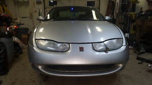 2002 Saturn S-Series Coupe (2 door)