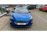 2019 Ford Focus TITANIUM 1.0 ECOBOOST 125ps Manual Hatchback Petrol Manual