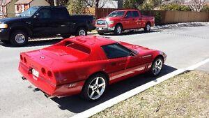 corvette 1984