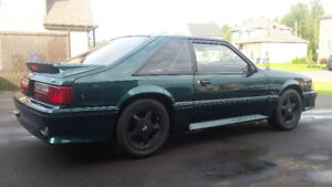 1988-1993 Ford Mustang GT kit