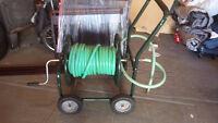 hose cart and hose