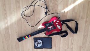 Guitares et Guitar hero 2