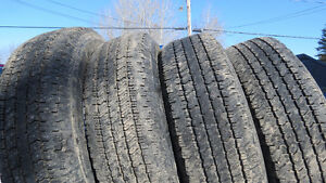 Tires Matching Set of Four (4) Tires