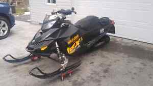 2010 MXZ 800R for sale for