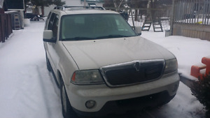 2003 Lincoln  Aviator AWD Saftey Etested