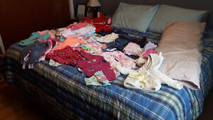 Baby girl 3-6 month lot - PRICE REDUCED