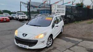 2011 Peugeot 308 Touring XSE White 4 Speed Automatic Wagon Ravenhall Melton Area Preview