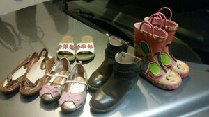 Girls shoes/Boots size 10&11 Kitchener / Waterloo Kitchener Area image 1