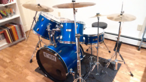 5-Pc Drum Kit (shells only) / Hardware & Cymbals sold seperately