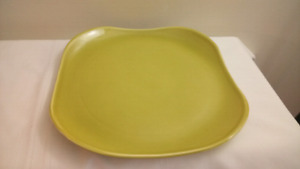 Mid Century Modern Russell Wright Chop Plate