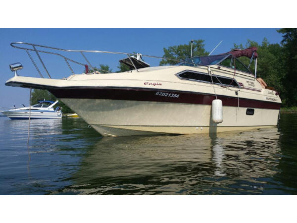 Used 1986 Thundercraft by Cadoerette Marine Magnum express