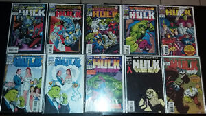 For Sale: Lot of Marvel Comics The Incredible Hulk Gatineau Ottawa / Gatineau Area image 5