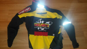 Ski doo racing coat.