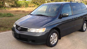 2003 Honda odyssey EXL, excellent condition