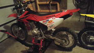 Honda Crf150 2008 with Ownership excellent condition!!
