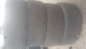 Toyo garit observe winter tires 215 55 17