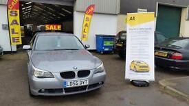 2005 BMW 5 Series 2.5 525d SE 4dr