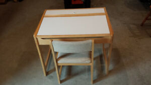 Kids Desk & Chair Set
