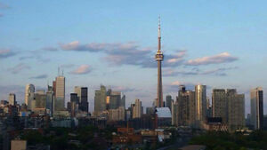 Stunning 2 Bed 2 Bath Liberty Village FURNISHED, ALL INCLUSIVE