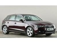 2014 Audi A3 1.4 TFSI Sport 5dr S Tronic Auto Hatchback petrol Automatic