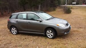 2008 Toyota Matrix XR Hatchback