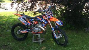 2015 ktm 250 sx