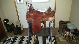 "15.5"" Roping Saddle"