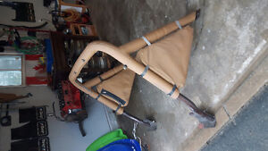 Jeep amc cj yj roll bar rollbar saddle whitco storage bags