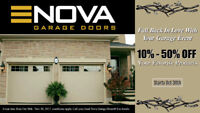 New Garage Doors at Affordable Prices - We Supply & Install