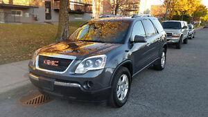 2011 GMC Acadia 3.6 L ALL WILL DRIVE 4X4