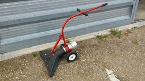 """New 5"""" Grain Vac Suction Clean Out Ends"""