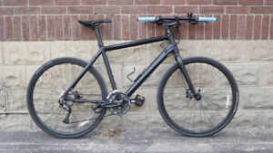 Upgrade your bike into a THIN bike!  Store and go anywhere!