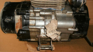 1986 Yamaha Moto 4 225 Motor, Center drive output