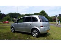 2007 Vauxhall mareva 1.4 - 1full service history owner excellent condition mot till 29/7/17