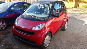 2010 Smart Fortwo Pure Coupe - $8500 OBO!