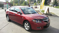 2008 Mazda 3 171,000km AUTOMATIC Safety/E-tested! Kitchener / Waterloo Kitchener Area Preview