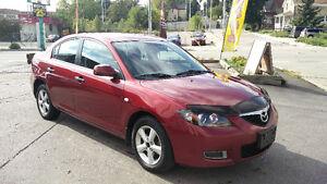 2008 Mazda 3 171,000km AUTOMATIC Safety/E-tested!