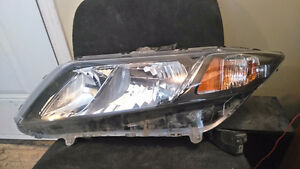 honda civic 2013 2014 2015 G/L halogen OEM very nice!!