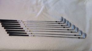 Nike golf blades