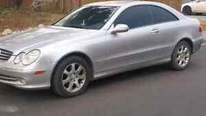 Mercedes Benz CLK320 $5000 OBO!