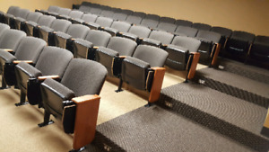 Lecture Theatre Seats Classroom Seating Auditorium Church