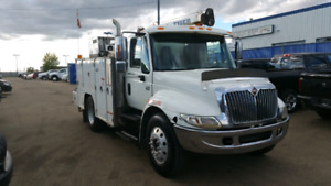 Mobile heavy equipment tech for hire