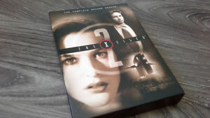 THE X-FILES SEASON 2 (RARE DVD EDITION) IN MINT CONDITION