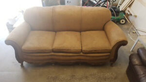 Antique 1932 couch and chairs