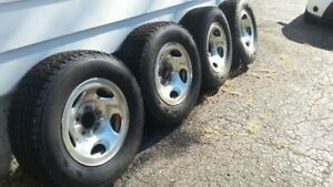 VERY GOOD WINTER TIRES -- ARE YOU READY!!!