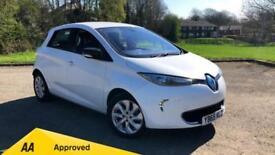 2015 Renault ZOE Dynamique Nav 5dr Auto Automatic Electric Hatchback